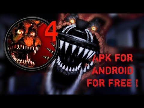 How to download Five Nights at Freddy's 4 full version (FNAF 4 ) on android