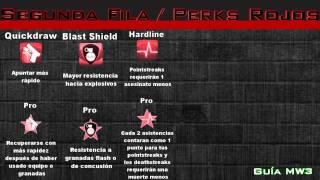 AZTECA | Guía de MW3 Ep.2 Perks Rojos | AztecaHD