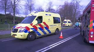 Dodelijk ongeval Wirosingel Roermond 16-2-2020