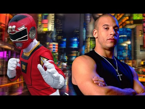 The Fast and the Furious (Power Rangers: Turbo Style!)
