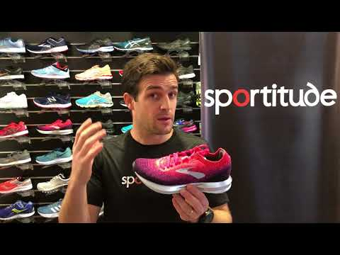 Brooks Levitate 2 vs 1 Comparison Shoe Review | Sportitude