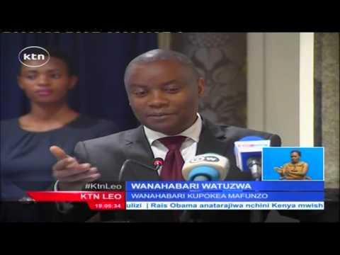 Mashirika ya Standard Group  na Deutsche Welle DW ya watuza wanahabari