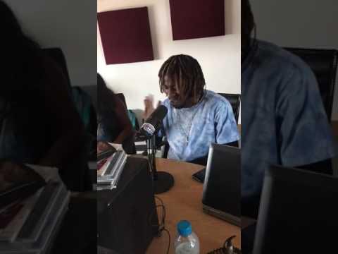 Dj Padux a Romper na Rádio