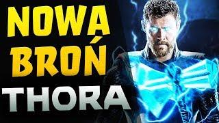 NOWA BROŃ THORA - Stormbreaker | Komiksowe Ciekawostki