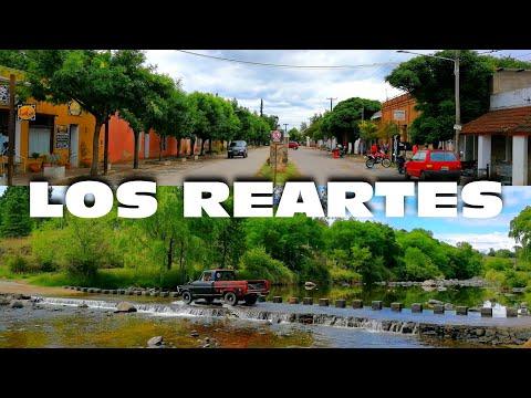 LOS REARTES CORDOBA 4K