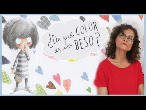 ¿de-qué-color-es-un-beso?- -la-encantacuentos- -cuentos-infantiles