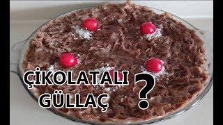 Çikolatalı Güllaç Tarifi - Ramazan Tarifleri