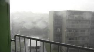 枚方市を襲ったゲリラ豪雨 その2 thumbnail