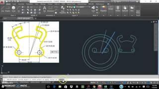 Split Guide AutoCAD