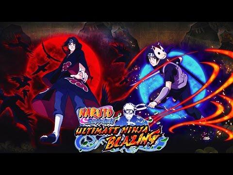 ** 6* ITACHI UCHIHA  ** ** Naruto Shippuden Ultimate Ninja Blazing **