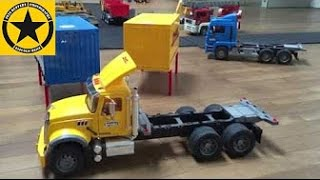 BRUDER TRUCKs LOGISTIC and Traffic Jam by Jack (3)