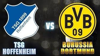 🔴 LIVE Talk | TSG Hoffenheim -:- Dortmund (17. Spieltag) Germany Bundesliga