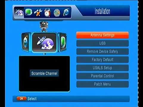 starsat 2000 hyper hd back to original from starmax free