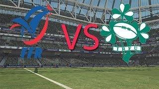 Rugby Challenge 2:Tournoi des 6 Nations-5ème journée #3 (France-Irlande)