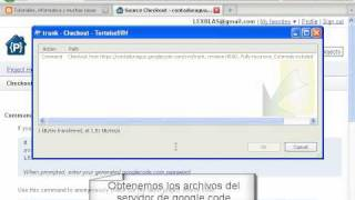 tutorial de google code