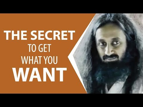 A Secret To Get What You Want, Before You Even Want It | Old Wisdom Talk By Gurudev