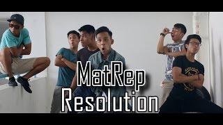 UXM - Matrep Resolution (Feat. Bancho The Matrep)