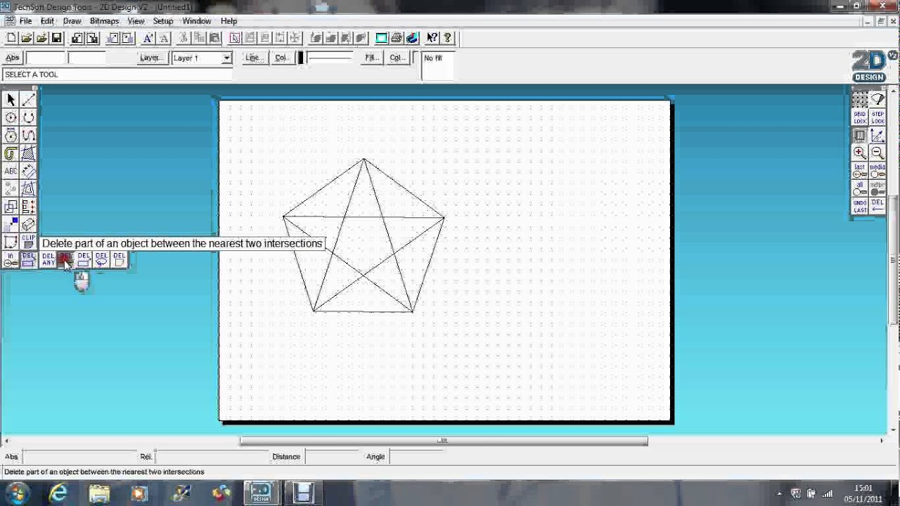 2d Design Tools Hearts Stars Youtube