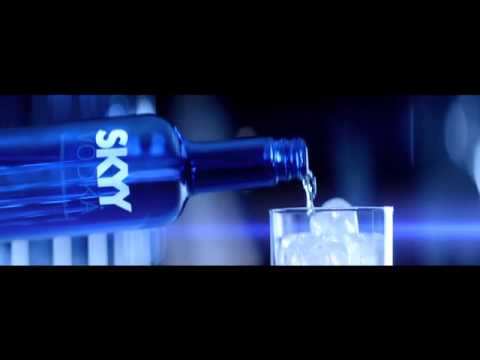 SKYY VODKA ADVERT / COMMERCIAL 2013 - 'The Rise' - featuring Adrian Christopher