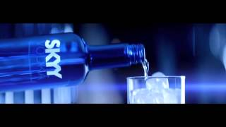 SKYY VODKA ADVERT / COMMERCIAL 2013 -
