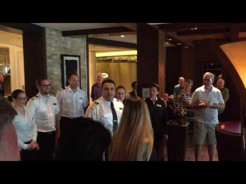 Cruise Critic Connection Party Celebrity Eclipse Iceland May 2016