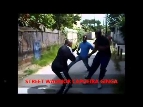 "YOU NEED MY STREET WARRIOR ""CAPOEIRA"" INSTRUCTIONAL COURSE"