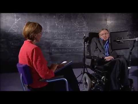 Stephen Hawking talks to Susan Watts about M-Theory