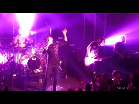 Karnivool - Shutterspeed, Live at Sydney Metro, 2 May 2015 (3/16) mp3