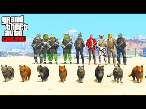 CHATS VS PLAYERS - GTA 5 ONLINE