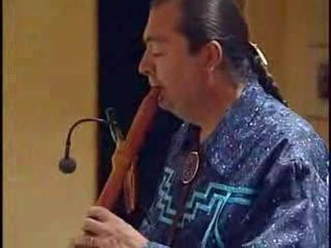 Sunrise Song  Native American Flute Music  Ronald Roybal