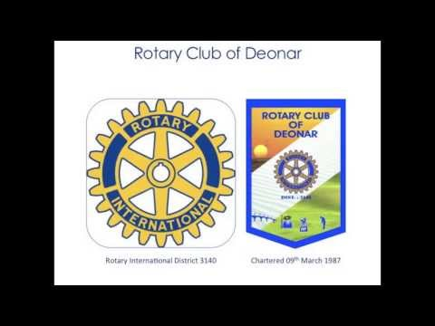 Rotary Club of Deonar Projects 2013