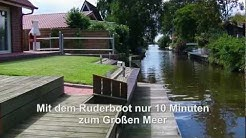 Modernes Ferienhaus Großes Meer Ostfriesland