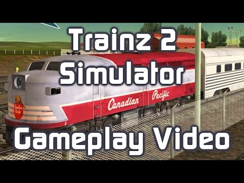 Trainz Simulator 2 by N3V Games for iPhone and iPad Gameplay Video