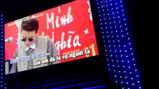 manh quynh hat karaoke.vợ người ta