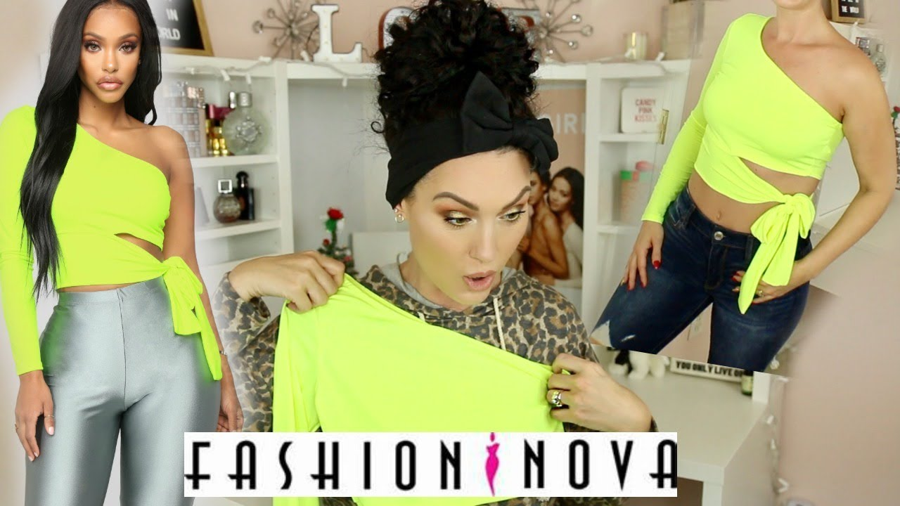 83360a6c61a HUGE FASHION NOVA HAUL 💰