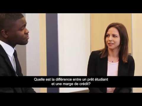 Prêts étudiants et marge de crédit : quelle est la différence?