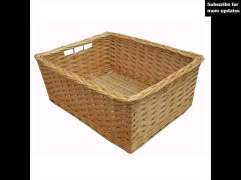 Wicker Drawers | Wicker Storage Drawers Collection
