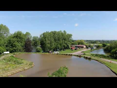 Tour Of Marchamley Fishing Pools Shropshire