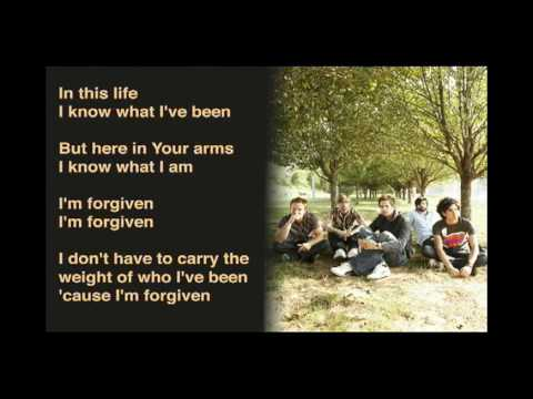 Sanctus Real: Forgiven - Official Lyric Video