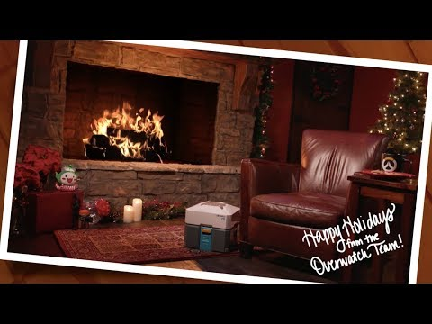Overwatch Yule Log (2018) thumbnail