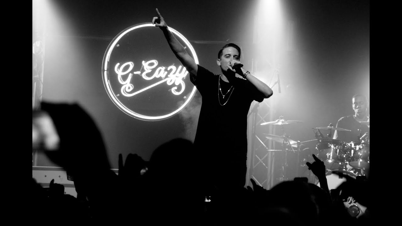 G Eazy Concert Live In San Antonio Tx Youtube