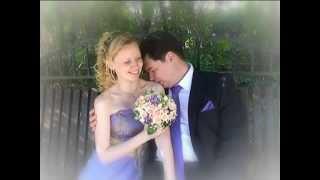 Как снимали свадьбы 13 лет назад ?  Фрагменты...