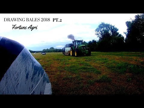 Drawing Bales 2018-Fortune Agri Pt.2