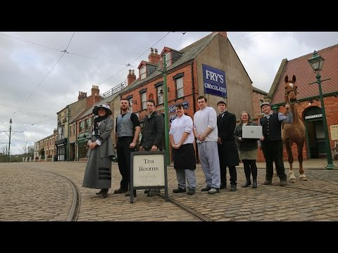 Celebrating Apprentices at Beamish