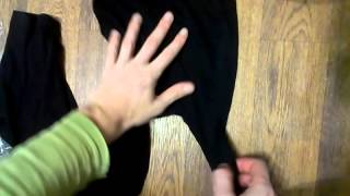 Unboxing  Winter Thermal Underwear Women / Открываем женское термобельё