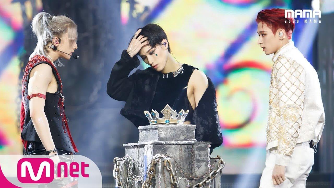 Download [2020 MAMA] THE BOYZ X ATEEZ X Stray Kids_Triangular Fight | Mnet 201206 방송