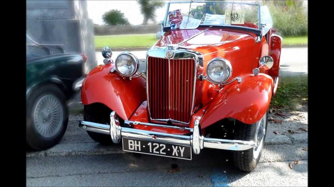 Old British Cars I - YouTube