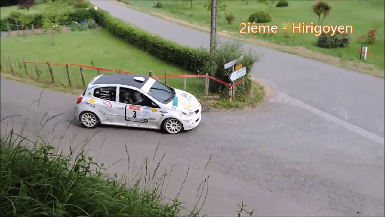 Rallye pays basque