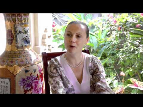 Dessy Describes Her Bali Spiritual Retreat
