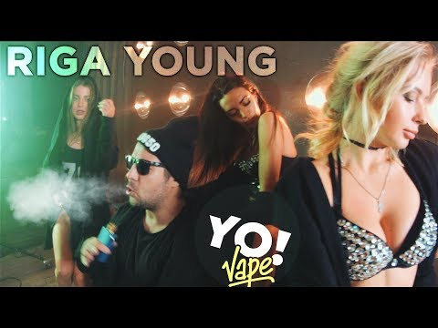 RIGA YOUNG - Обзор YoVape (HYPE Version)